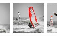 Wind-Surf au Dossen - Santec