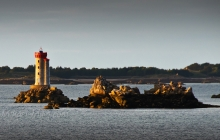 Phare de Lacroix - Loguivy-de-la-mer